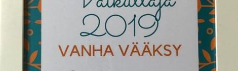 Päijät-Hämeen Kylät ry palkitsi kehittämisyhdistyksen Vuoden näkyvä vaikuttaja -kunniamaininnalla.